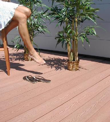 bandeaux de finition pour terrasses tous les. Black Bedroom Furniture Sets. Home Design Ideas