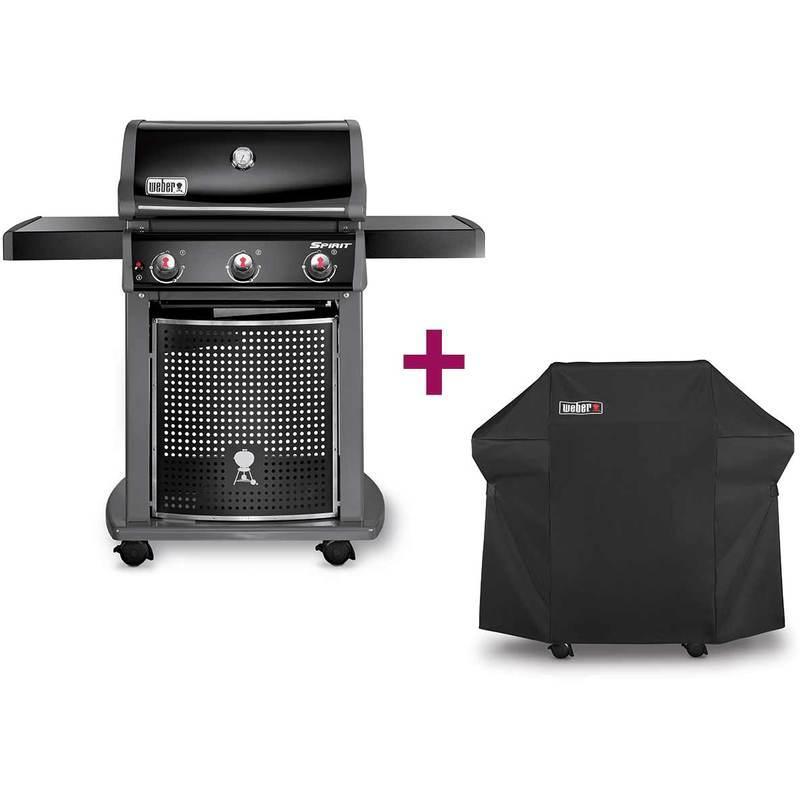 Barbecue weber achat vente de barbecue weber - Housse barbecue weber spirit ...
