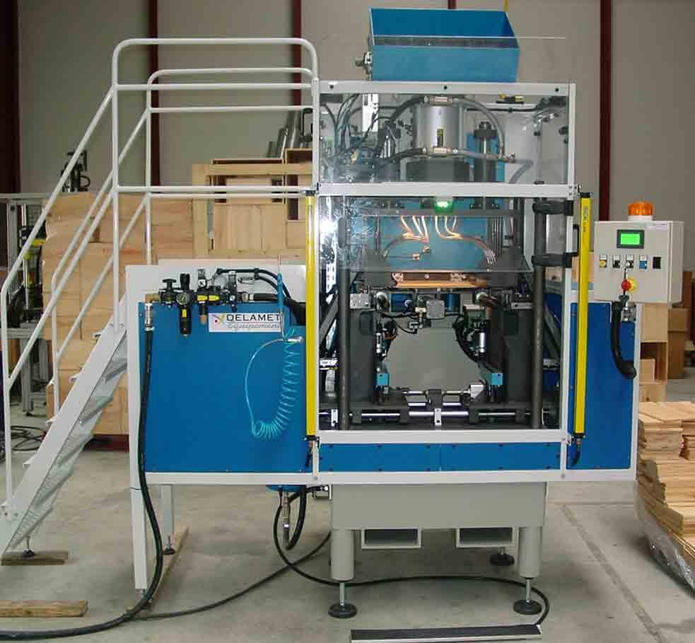 Machines de fabrication caisserie - Machine de fabrication de treillis a souder ...