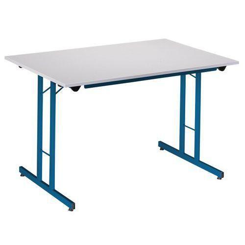 Tables pliantes tous les fournisseurs table abattable for Table 70x140