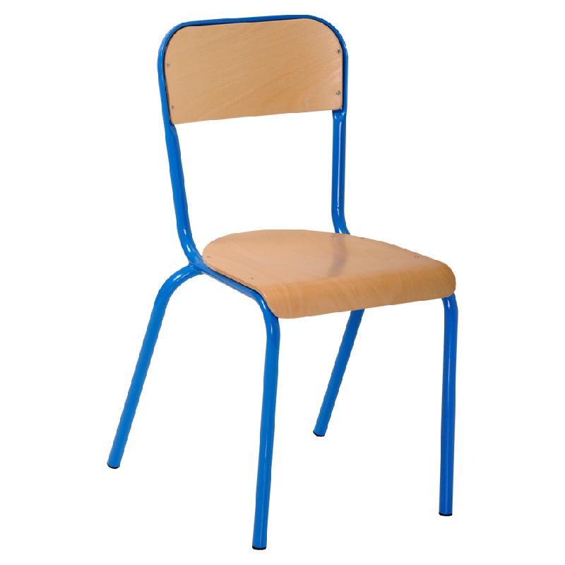 Chaises atlas 4 pieds comparer les prix de chaises atlas 4 for Chaise 3 pieds