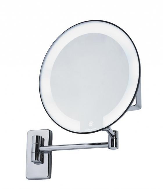Miroirs de salle de bains tous les fournisseurs for Miroir grossissant ventouse