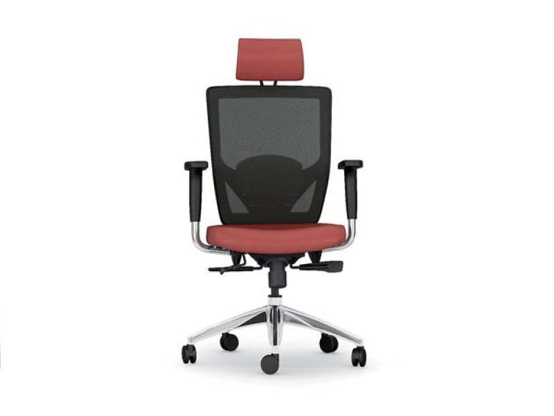 fauteuil de direction en cuir juno ergonomique comparer les prix de fauteuil de direction en. Black Bedroom Furniture Sets. Home Design Ideas