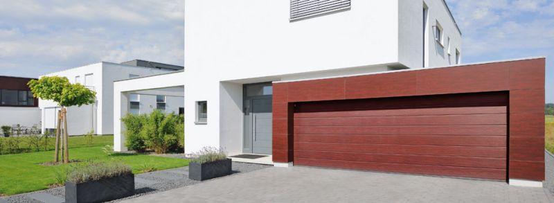 Porte de garage dplacement latral, devis en ligne - Portes de