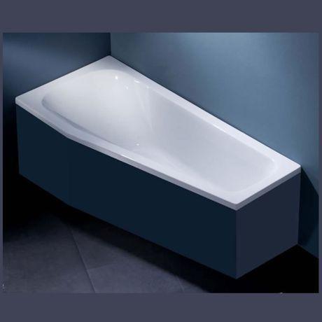 Baignoire acrylique asym trique gauche 160x75cm espace for Baignoire acrylique prix