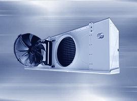 Evaporateur nh3 aghn 2 - Ventilateur chambre froide ...