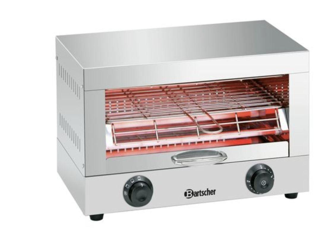 Appareil toaster/gratiner, simple