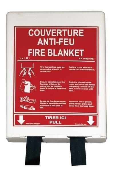 couvertures anti feu comparez les prix pour professionnels sur page 1. Black Bedroom Furniture Sets. Home Design Ideas
