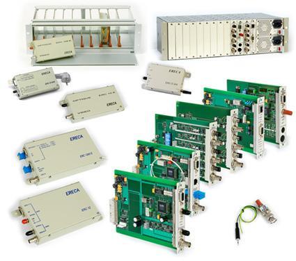 Produits optiques de transmission de données, audio, vidéo par fibre optique multimode