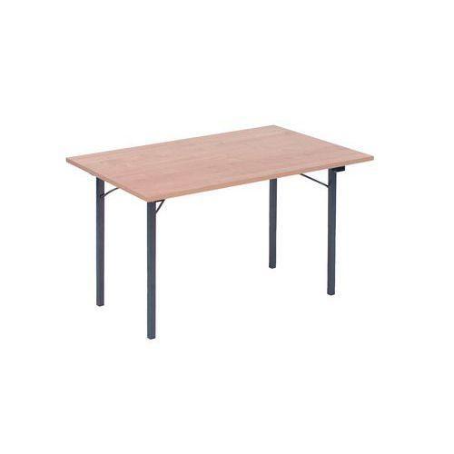 table pliante serious comparer les prix de table pliante serious sur. Black Bedroom Furniture Sets. Home Design Ideas