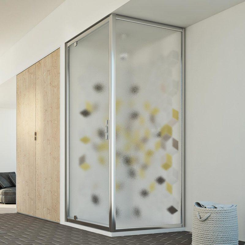Cabines de douche idralite achat vente de cabines de for Porte douche 75 cm