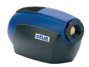 Caméra infrarouge silver 660m