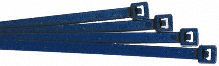KLAUKE COLLIER SERRE CÂBLE STANDARD 4.7X195 BLEU (L47195)