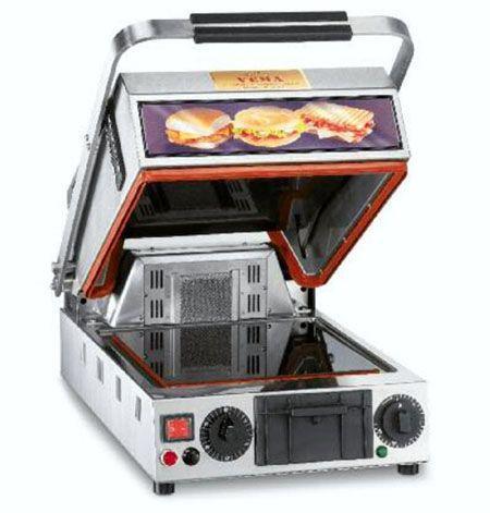 appareil a panini 2 en 1 grill et four vema appareil a panini pf2097 2. Black Bedroom Furniture Sets. Home Design Ideas
