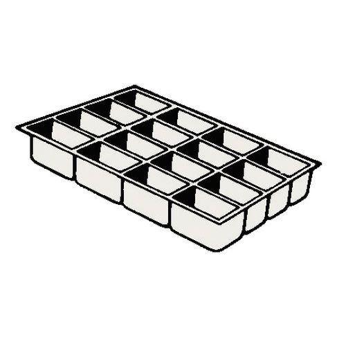 Casier de rangement pour tiroirs 6 cm comparer les prix - Compartiment rangement tiroir ...
