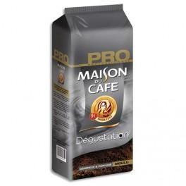 MAISON DU CAFE PAQUET DE 1KG CAFÉ MOULU 1KG DEGUSTATION