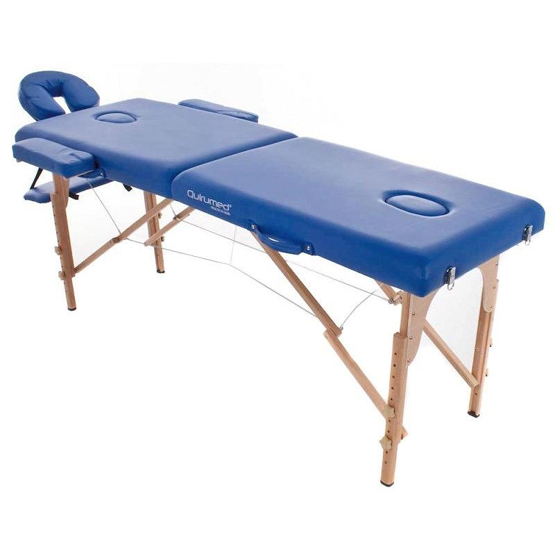 Table de massage pliante en bois bleu comparer les prix de table de massage - Table de massage prix ...