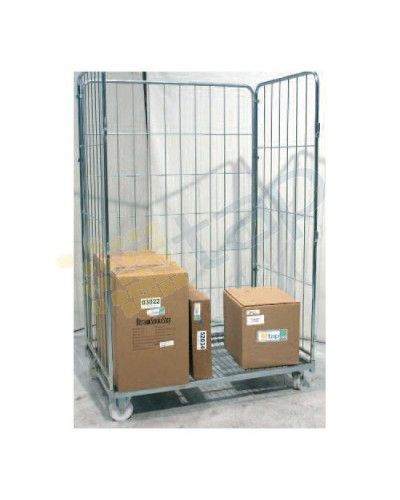 maxi roll conteneur 3 cotes hauteur 1800 mm