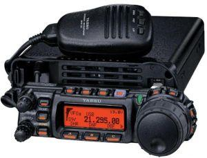 RADIO HF MOBILE FT-857D