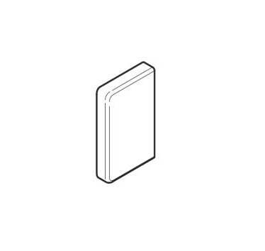 REHAU - EMBOUT GOULOTTE CLIDI 90X55 - 769621