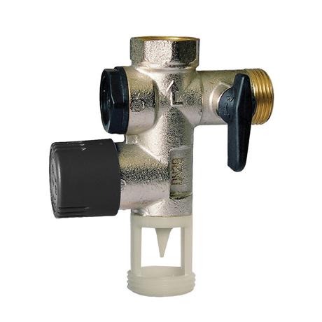 Groupe de s curit droit 3 4 nf pour chauffe eau m2006 for Groupe de securite pour chauffe eau
