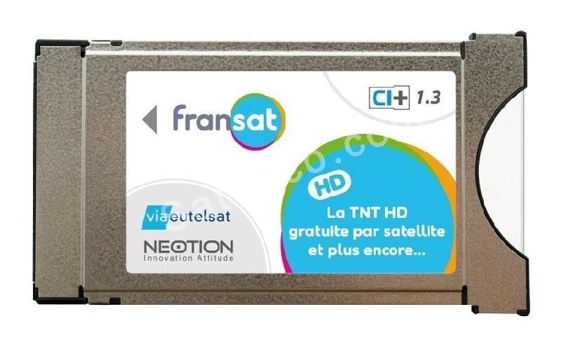 MODULE FRANSAT NEOTION CARTE STRONG - FRANSATCAM
