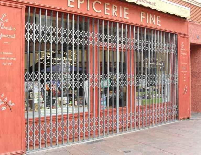 Grilles De Protection D Entree Tous Les Fournisseurs Grille De Protection Porte Grille De