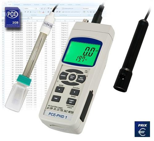 Oxygènomètre pce-phd 1