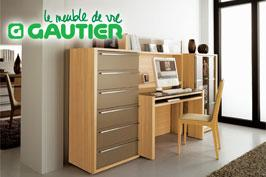 sejour programme contemporain neos meubles monnier. Black Bedroom Furniture Sets. Home Design Ideas