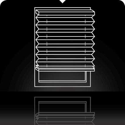 stores athena produits stores plisses. Black Bedroom Furniture Sets. Home Design Ideas