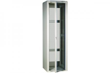 CUC-754036 - BAIE RÉSEAU 600 X800 31 U GRISE
