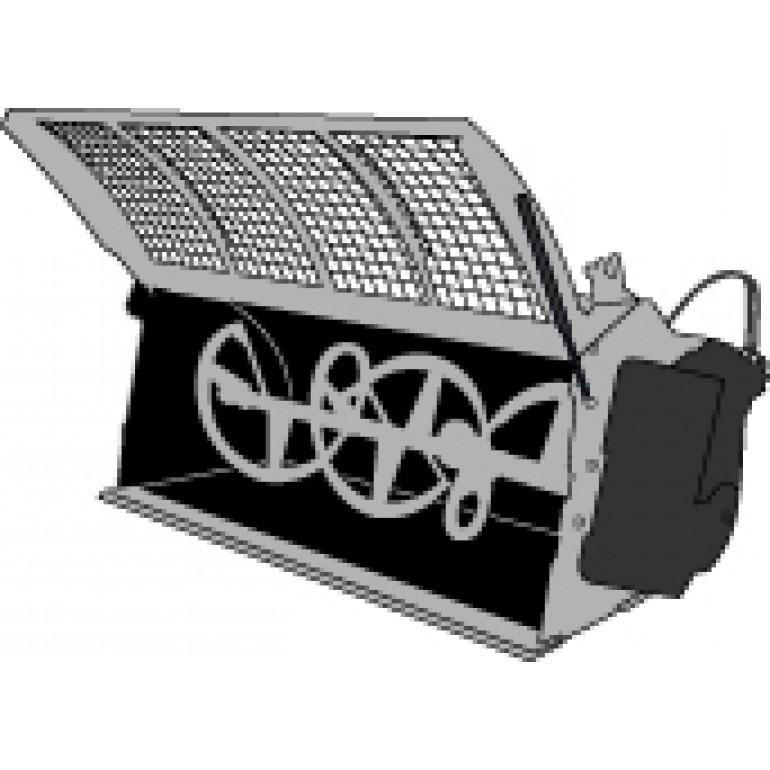 malaxeur tapis telescopique