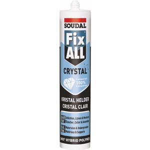 Colle mastic fix all ca290ml crystal