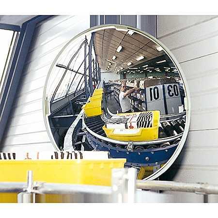 Miroir de s curit polymir achat vente de miroir de for Miroir 2 metre