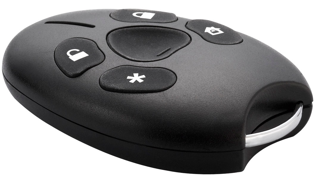 Télécommande homelogix 5 boutons radio 868mhz