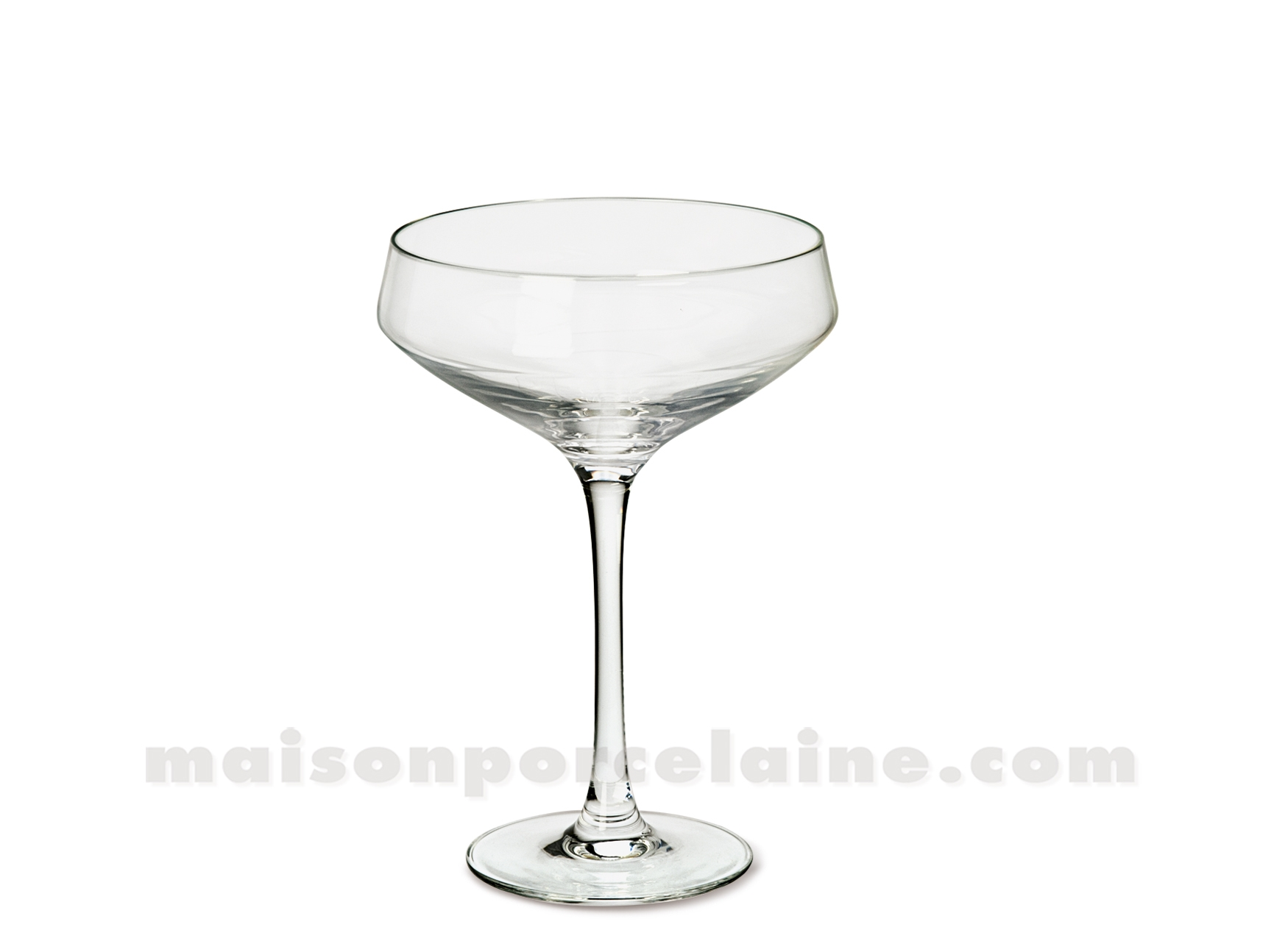 verres de table coupe a champagne degustation cabernet 30cl kwarx. Black Bedroom Furniture Sets. Home Design Ideas