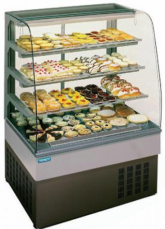 Comptoir pâtisserie