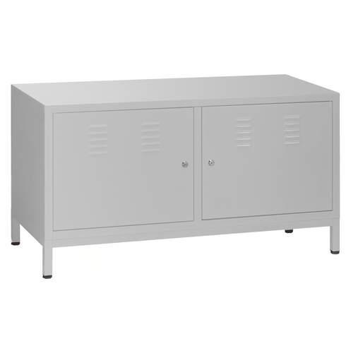 meuble industrie portes battantes comparer les prix de meuble industrie portes battantes sur. Black Bedroom Furniture Sets. Home Design Ideas