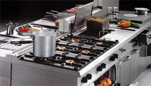 piano de cuisson tradition : serie 809 silko - Piano De Cuisine Professionnel