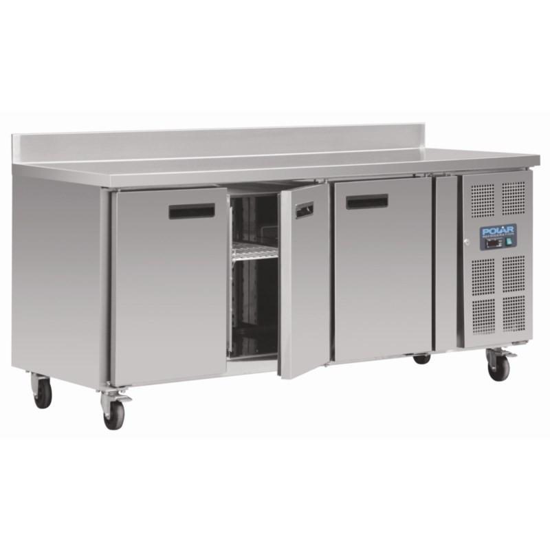 Polar - table réfrigérée négative 2 ou 3 portes