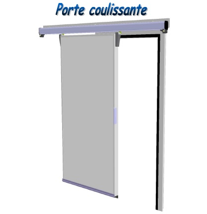 Download comment installer une porte coulissante en for Installer une porte coulissante