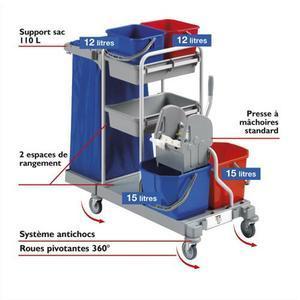 Tts pack chariot entret cpt tts 0r002750