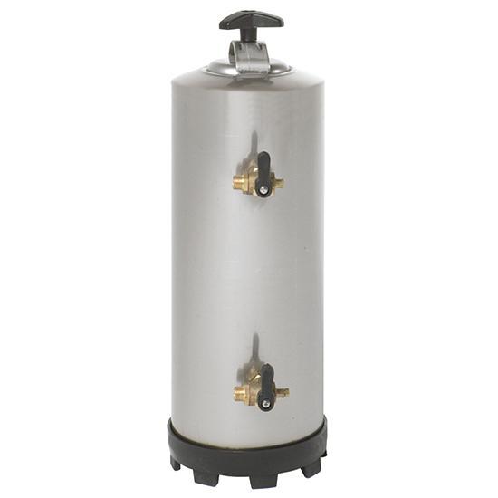Adoucisseur d\'eau manuel, capacité 12 litres, raccordement 3/4\