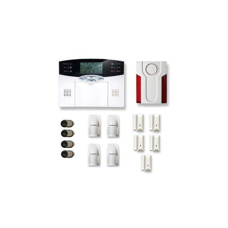 alarme en kit tike s curit achat vente de alarme en kit tike s curit comparez les prix. Black Bedroom Furniture Sets. Home Design Ideas