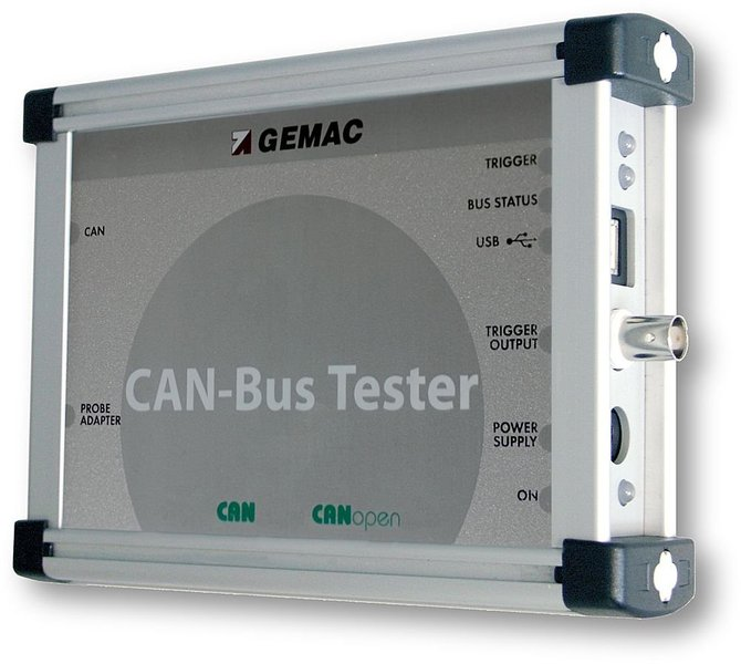 Analyseur de bus can bus tester