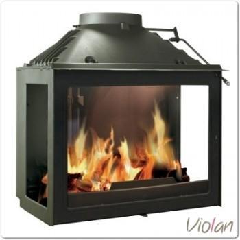 bvh produits foyers pour cheminees. Black Bedroom Furniture Sets. Home Design Ideas