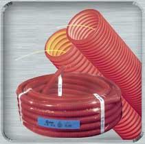 Gaines annelees electrique tpc couronne classe n - Norme gaine electrique exterieur ...