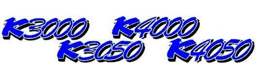 NETTOYEUR HAUTE-PRESSION EAU FROIDE K 4050