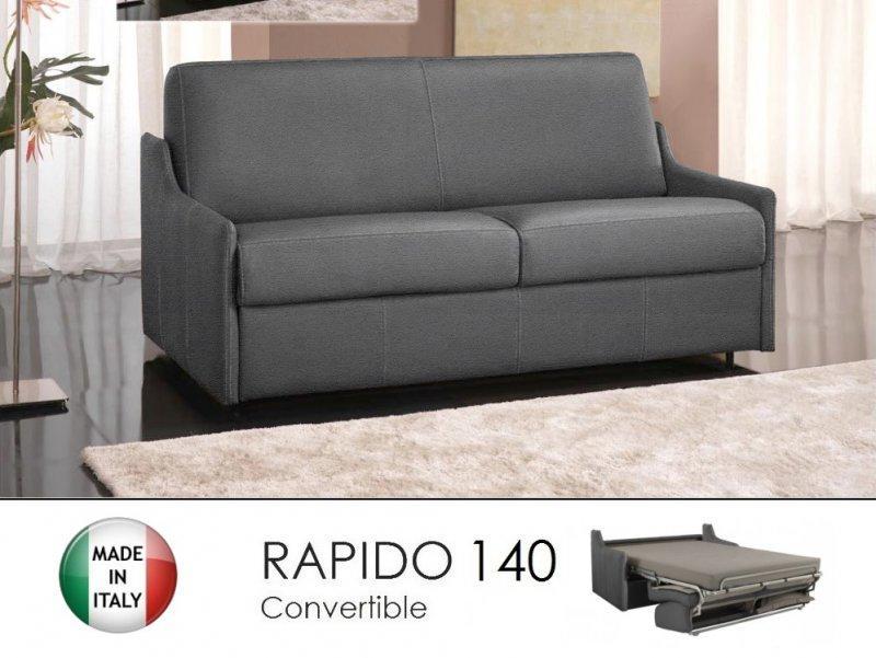 canape lit 3 places luna convertible ouverture rapido. Black Bedroom Furniture Sets. Home Design Ideas