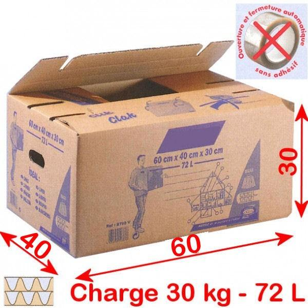 Cartons de demenagement 72 litres - Cartons de demenagement gratuit ...
